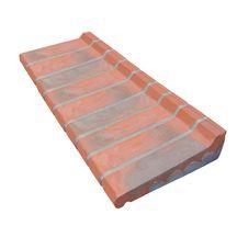 appui de fen tre appuikit 35 brique lisse unie teinte. Black Bedroom Furniture Sets. Home Design Ideas
