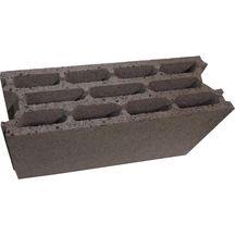 bloc creux super 33 sismique argi 16 b ton all g 15x33x60 cm terreal gros oeuvre bpe. Black Bedroom Furniture Sets. Home Design Ideas