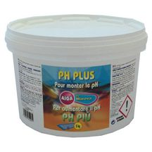 Traitement de piscine pH Plus - seau de 5 kg