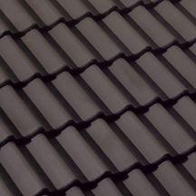tuile de rive universelle gauche double romane dy026 b ton min ral ardoise 420x332x145 mm. Black Bedroom Furniture Sets. Home Design Ideas