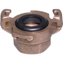 Raccord fileté 20x27 + joints