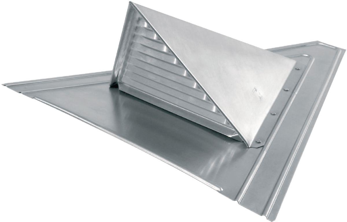 VMZINC - Chatière traditionnelle triangulaire pour ...