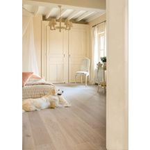 parquet contrecoll palazzo ch ne gris c rus mat pal1345s 14x190x1820 mm quick step. Black Bedroom Furniture Sets. Home Design Ideas