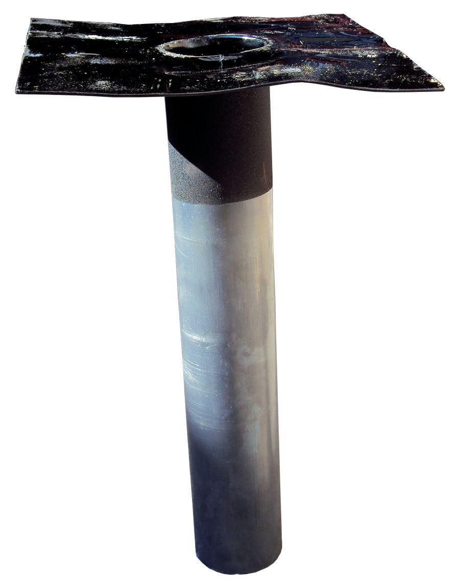 soprema tube platine d 39 vacuation eau de pluie en plomb. Black Bedroom Furniture Sets. Home Design Ideas