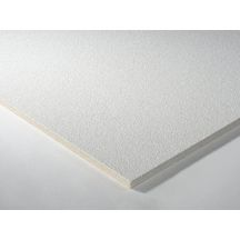 Dalle de plafond Thermatex Feinstratos MP SK Knauf AMF 600x600 mm ép. 15 mm