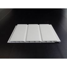 Lambris 200 PVC blanc 012 10x200x3000mm