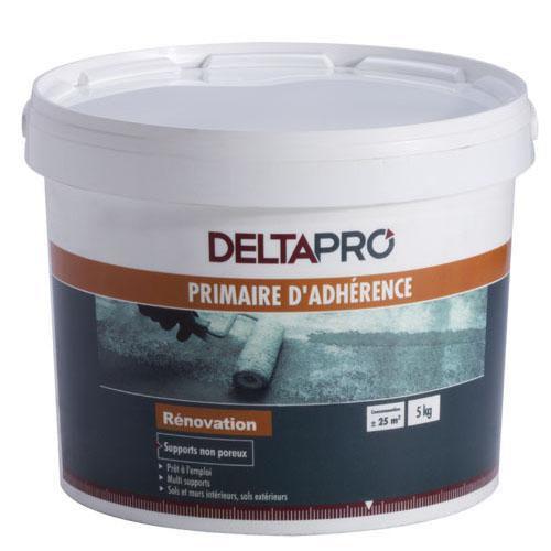 Primaire Adhrence Rnovation Deltapro Seau 5 Kg