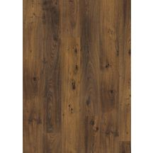 Sol stratifié Laminate flooring chêne du Tessin Egger Floor Products 9x248x2052 mm