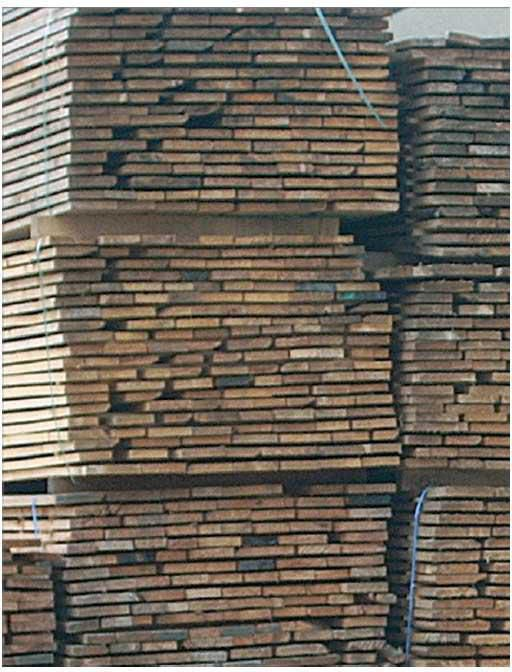 Planche Coffrage Sapin Non Traité L 4 M 27x200 Mm Point P