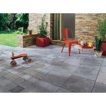 dalle calcaire pierre bleue classique 40x40 cm p 2 5 cm marshalls nv d coration. Black Bedroom Furniture Sets. Home Design Ideas