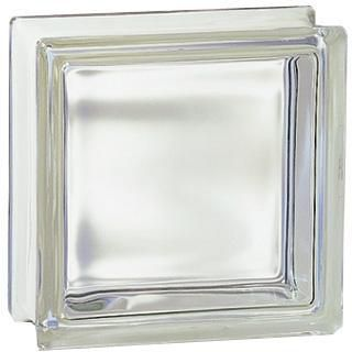 Pavé de verre point p