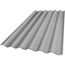 plaque fibres ciment ondul e teinte naturelle 5 ondes. Black Bedroom Furniture Sets. Home Design Ideas