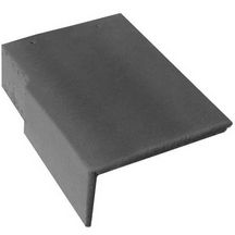 tuile de rive universelle gauche innotech nt026 b ton. Black Bedroom Furniture Sets. Home Design Ideas