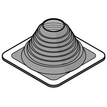 Sortie de toit ronde pipeco n 4 pour tuyau 75 125 mm - Etancheite cheminee toiture fiche technique ...