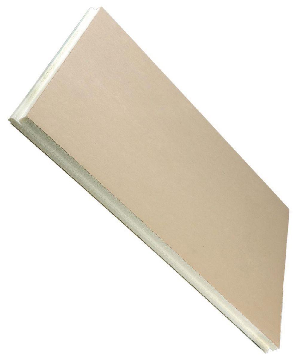 panneau sandwich toiture point p panneau sandwich blanc blanc laqu x m sunclear with panneau. Black Bedroom Furniture Sets. Home Design Ideas