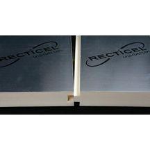 panneau polyur thane eurotoit paisseur 160mm 2 40x1 20m r 7 25 m k w recticel couverture. Black Bedroom Furniture Sets. Home Design Ideas