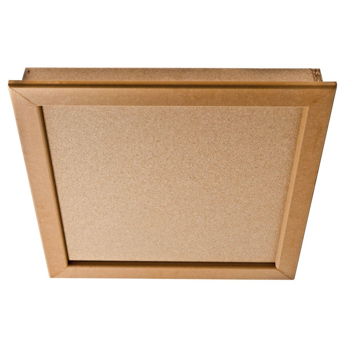 trappe de visite plafond 60x60 id es d 39 images la maison. Black Bedroom Furniture Sets. Home Design Ideas