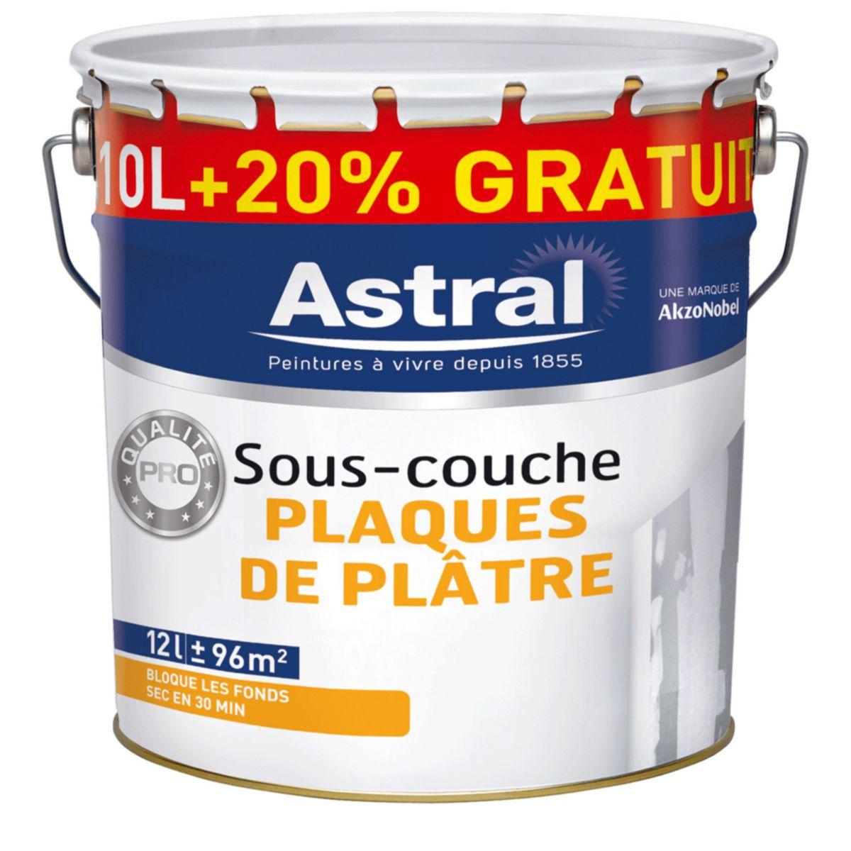 peinture ligne pro mono sous couche pour plaque de pltre 10 l 20 akzo nobel outillage quincaillerie distributeur de matriaux de construction