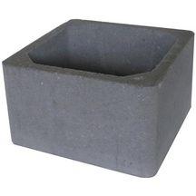 R hausse rh30 pour regard b ton 30x30 sebico l 35 cm h - Rehausse chambre de visite beton ...