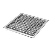 grille caillebotis acier galvanis pour caniveau b ton. Black Bedroom Furniture Sets. Home Design Ideas