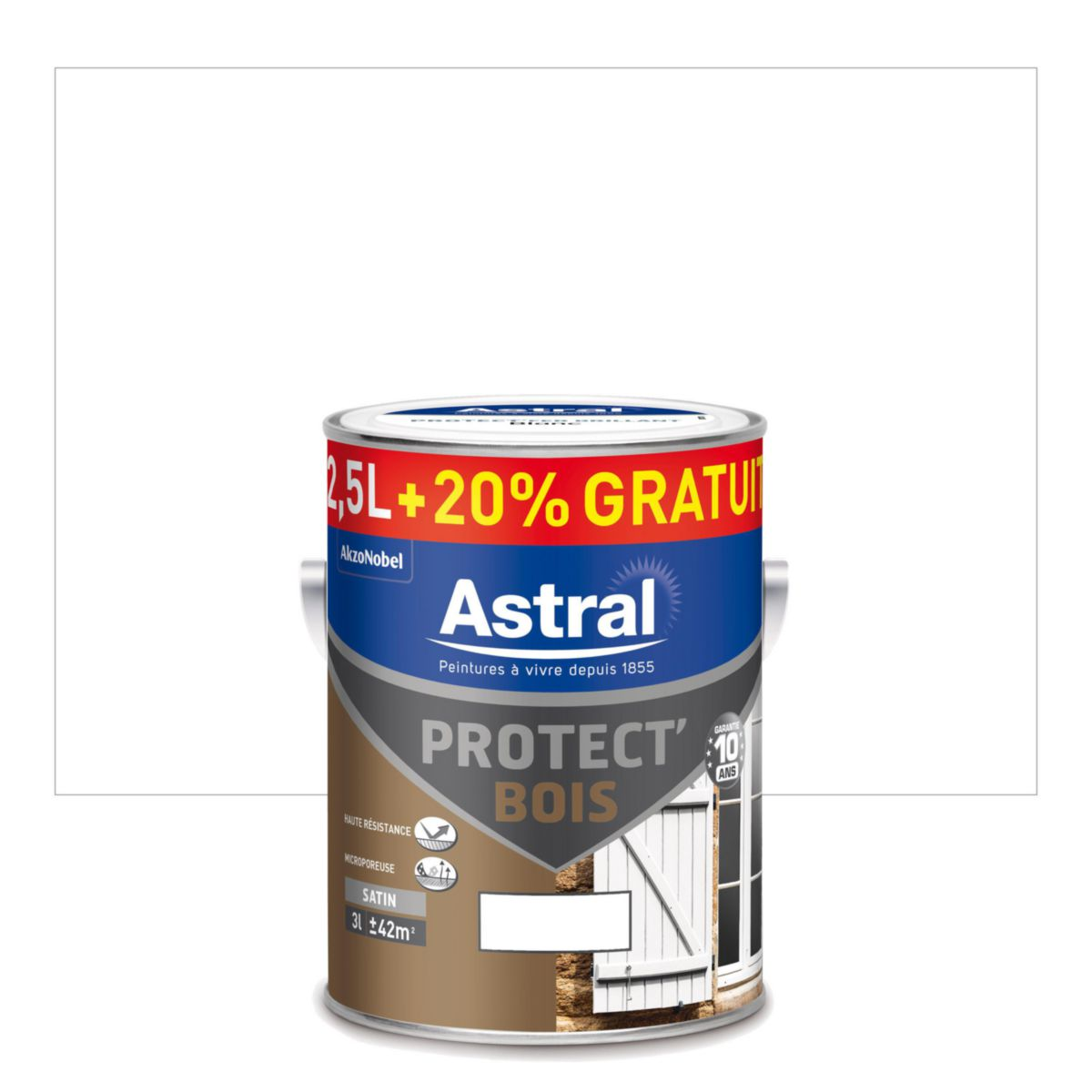 akzo nobel peinture glyc ro ext rieur protect 39 bois. Black Bedroom Furniture Sets. Home Design Ideas