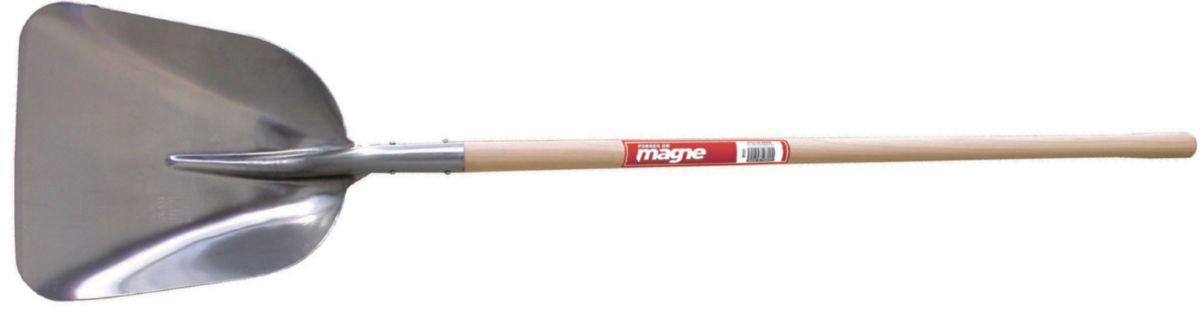 Forges-magne de pelle en aluminium 36 cm