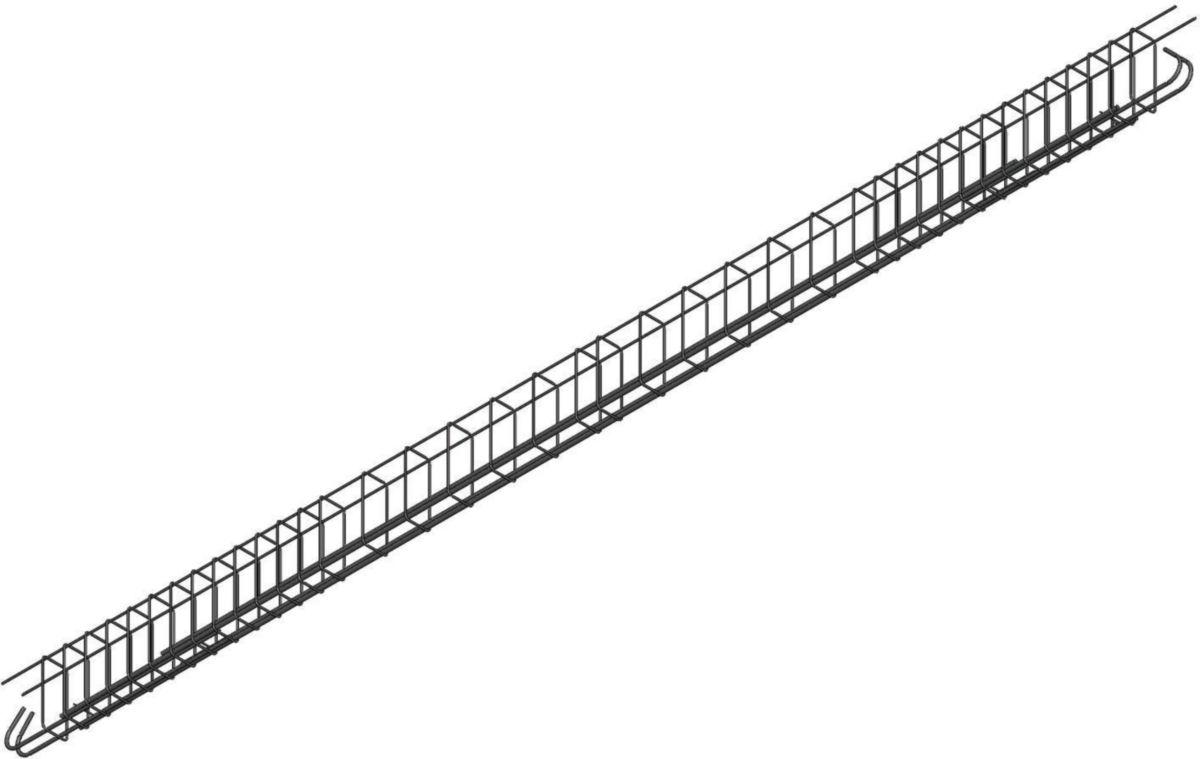 Fimurex Armature De Poutre Vulcain V400 L 4 M Côtés