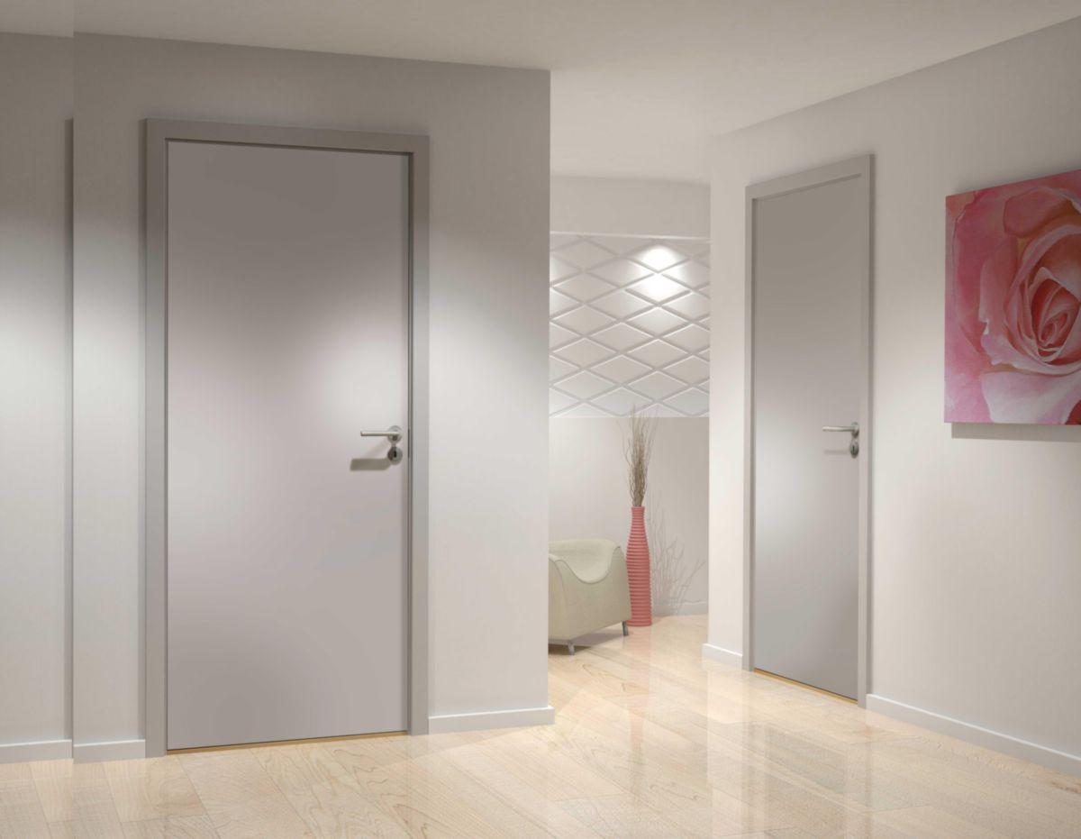 jeld wen bloc porte acoustique 39 db coupe feu 30 min ei30 avec raidisseur huisserie perf 72. Black Bedroom Furniture Sets. Home Design Ideas