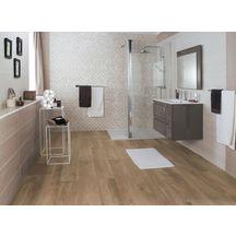 Carrelage Mural Interieur Faience Honorine Blanc 21x61 Cm Arte