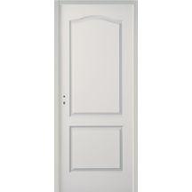 bloc porte postform isolant prpeint plaisance huisserie prpeinte h72 poussant droit 204x63 - Bloc Porte Postforme Isolante