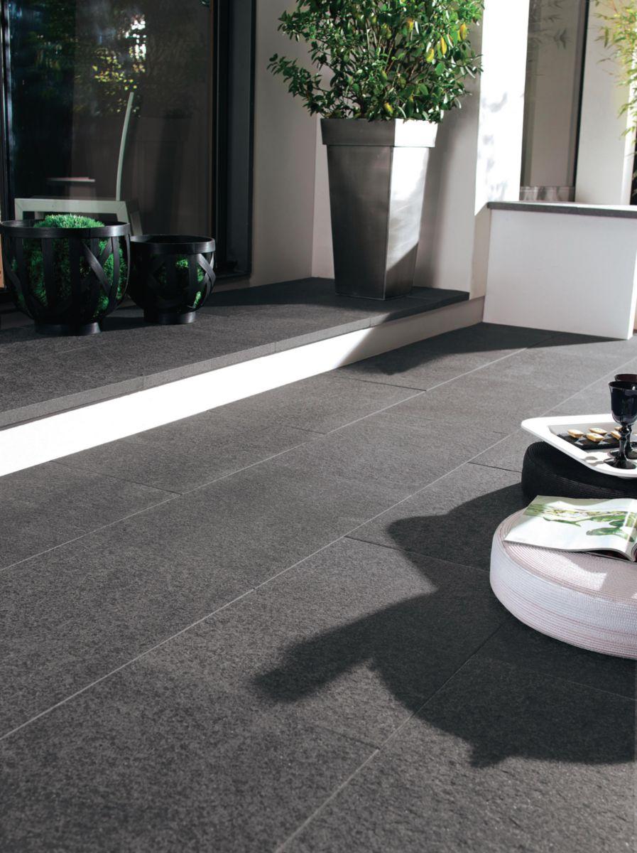 gonmar dallage granit granita g654 gris gonmar 40x60 cm. Black Bedroom Furniture Sets. Home Design Ideas