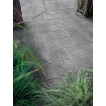 pav sol ext rieur b ton severin gris granit 14x14 cm p 5 cm bip d coration. Black Bedroom Furniture Sets. Home Design Ideas