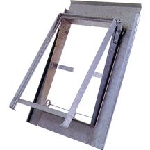 Chassis toiture bord� Fr�n�hard & Michaux - 50x40 cm
