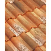 tuile terre cuite romane sans paysage imerys toiture 420x273 mm imerys toiture couverture. Black Bedroom Furniture Sets. Home Design Ideas