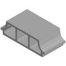 entrevous b ton poutrelle pr contrainte 570x200x160 mm. Black Bedroom Furniture Sets. Home Design Ideas