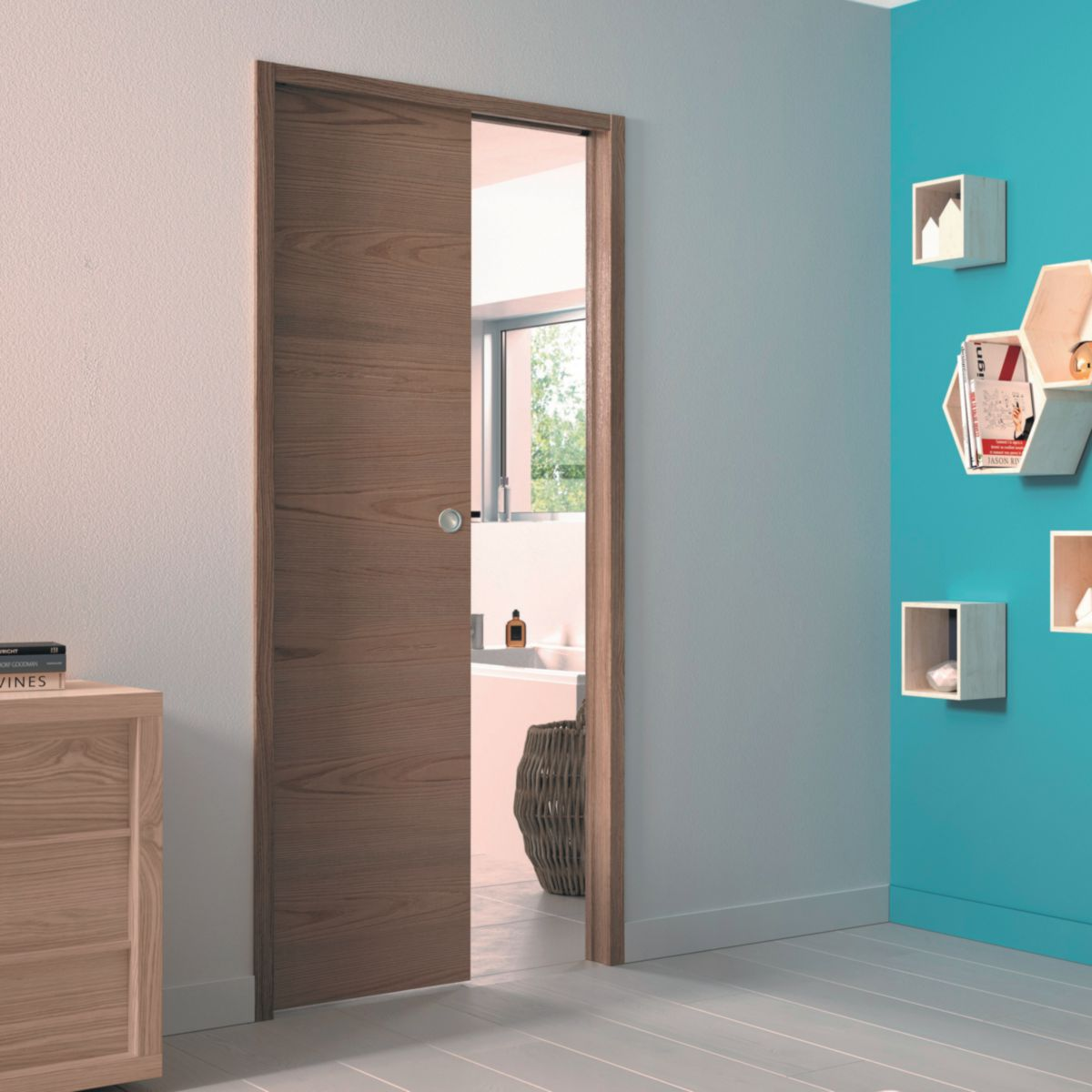 sogal bloc porte me alv olaire 204 x 93 r versible. Black Bedroom Furniture Sets. Home Design Ideas