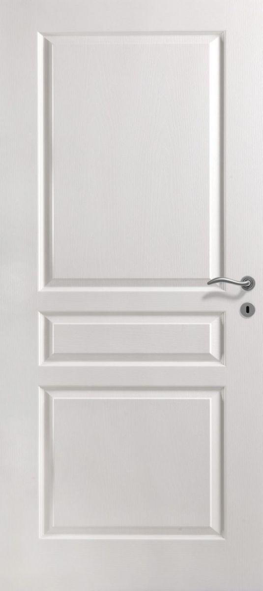 BlocPorte Isolant Mykrinos   Vantail Postform Vein  Huisserie