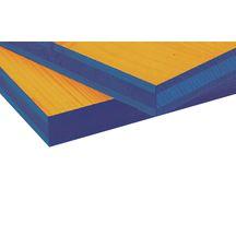 Panneau coffrage 3 plis 200x50 cm p 27 mm lana s coop - Panneau 3 plis ...