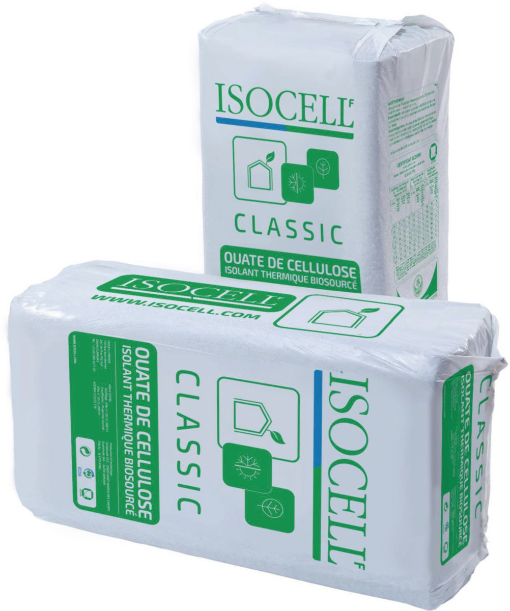 Isocell Ouate Cellulosique Sac 10 Kg Point P