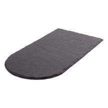 ardoise naturelle d 39 espagne proinor tradition ronde 40x20 cm cada couverture. Black Bedroom Furniture Sets. Home Design Ideas