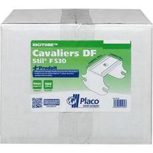 cavalier stil f 530 bo te de 100 pcs placo pl tre isolation ite distributeur de. Black Bedroom Furniture Sets. Home Design Ideas