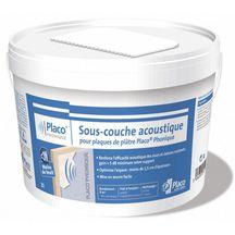 Placo placoplatre p toutes nos marques distributeur de mat riaux de c - Sous couche acoustique placo ...
