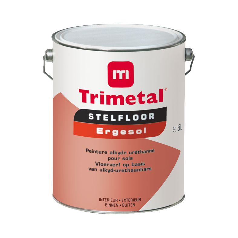 Trimetal Peinture Alkyde Pour Sol Haute Résistance Stelfloor