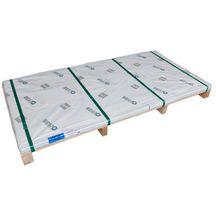 feuille zinc naturel 2x0 65 m p 0 65 mm vmzinc couverture distributeur de mat riaux. Black Bedroom Furniture Sets. Home Design Ideas