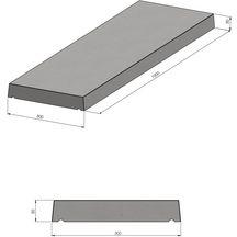 couvertine c2 30 gris 100x30 cm chapeau de mur couvre mur alkern alkern d coration. Black Bedroom Furniture Sets. Home Design Ideas