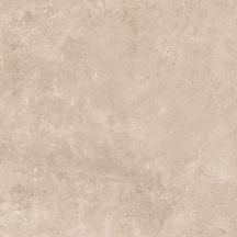 Carrelage sol gr�s c�rame �maill� Les Exclusifs George beige mat 45,6x45,6 cm