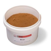 Pigment coloration chaux Tradical Premium brun - pot 450 ml