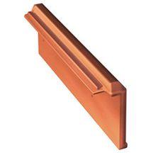 tuile de rive standard droite ar064 terre cuite rouge 437x182x50 mm monier couverture. Black Bedroom Furniture Sets. Home Design Ideas