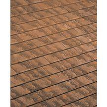 Tuile terre cuite plate 17x27 phalempin vieilli edilians - Prix tuile plate terre cuite ...
