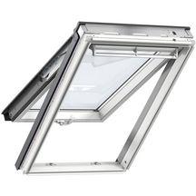 fen tre de toit projection gpl tout confort sk06 114x118 cm bois velux couverture. Black Bedroom Furniture Sets. Home Design Ideas